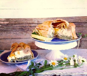 Torta Pasqualina Genovese