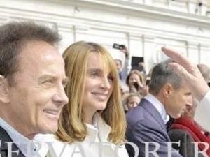Roby Facchinetti dei Pooh, chi è la moglie Giovanna FOTO