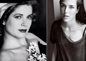 Charlotte Casiraghi e nonna Grace Kelly: look a confronto FOTO