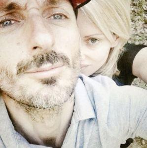 Justine Mattera, chi è il marito, Fabrizio Cassata FOTO