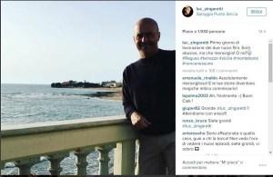 Luca Zingaretti, foto su terrazza Montalbano: Abusiva ma...