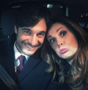 Vanessa Incontrada e Lino Guanciale insieme ma...FOTO