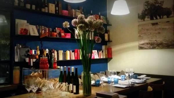 Lo Chef Luciano Zazzeri incanta Settembrini a Roma
