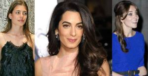 Charlotte Casiraghi, Amal Alamuddin, Kate Middleton: look FOTO