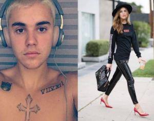 Justin Bieber, gesto inaspettato della blogger Chiara Ferragni FOTO