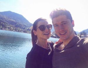 Lewandowski, chi è la moglie del calciatore, Anna FOTO