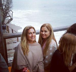 Romina Power e la sorella Taryn FOTO insieme su Instagram