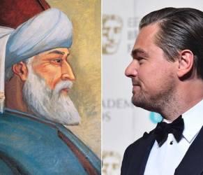 Leonardo DiCaprio nella bufera per il ruolo del filosofo Rumi