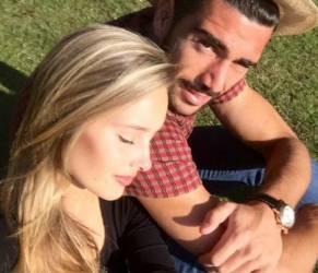 """Graziano Pellè su fidanzata Viky: """"Quando ho ricevuto suo mes..."""""""