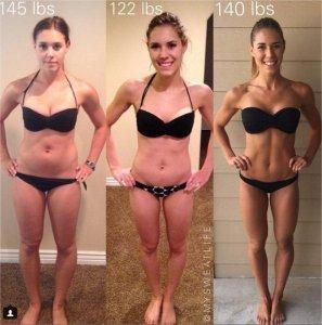 Tono muscolare trasforma aspetto fisico9