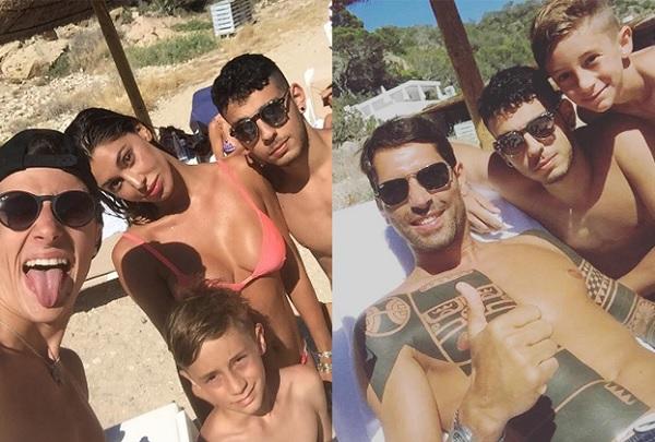Belen e Marco Borriello insieme? Foto Instagram dice che...