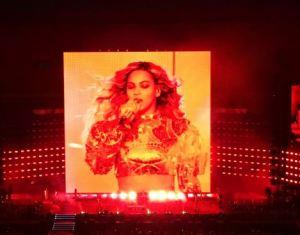 Beyoncé a Milano, due ore di megashow pop VIDEO