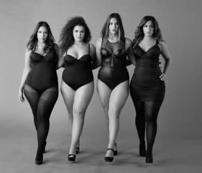 Donne curvy, 5 motivi per cui piacciono agli uomini