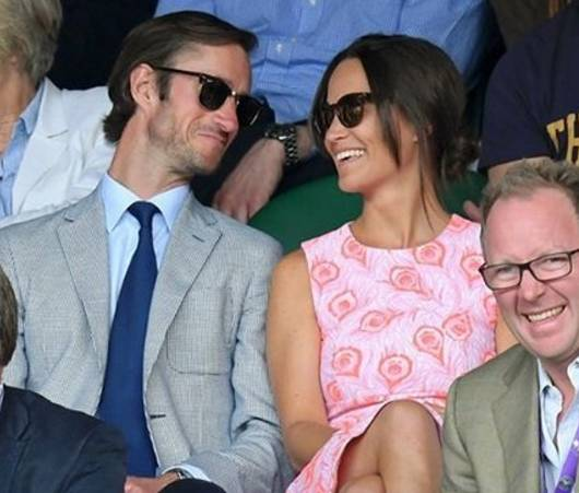 Pippa Middleton sposa James Matthew: l'anello è da favola FOTO