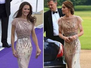 Kate Middleton regina del riciclo: i look FOTO