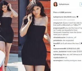 Kylie Jenner: curve esplosive con il tubino cortissimo 2