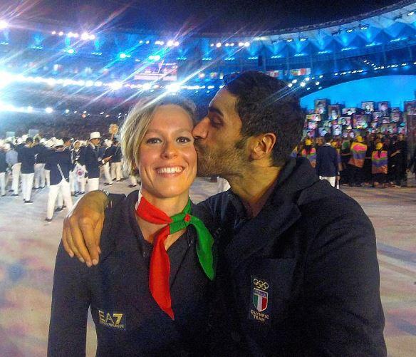 """Federica Pellegrini, fidanzato Filippo Magnini: """"Se unica"""" FOTO"""