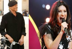 Ascolti Tv, Don Matteo in replica batte Laura Pausini