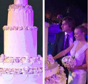 Martina Stella e Andrea Manfredonia si sono sposati: nozze a Sutri