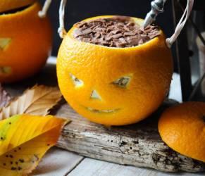 Speciale Halloween: Jack O' Lantern Triffle