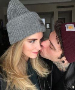 Fedez e la fidanzata Chiara Ferragni: amore social! FOTO
