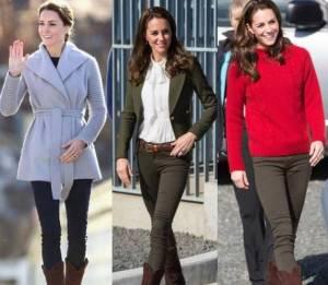 Kate Middleton, 10 look casual assolutamente da copiare FOTO