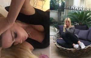 Loredana Lecciso più sensuale che mai: scollatura profonda FOTO
