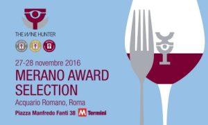 Merano Award Selection