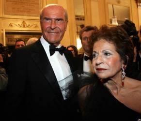 Umberto Veronesi, chi è la moglie Sultana Razon FOTO