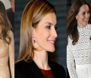 Melania Trump, Letizia Ortiz, Kate Middleton: look a confronto