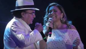 Romina Power e Al Bano: intesa al top sul palco quando... VIDEO