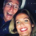 Paolo Bonolis |  chi è la moglie del conduttore |  Sonia Bruganelli