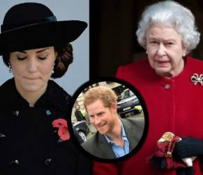 "Kate Middleton e la regina furiose con Harry: ""Sta..."""