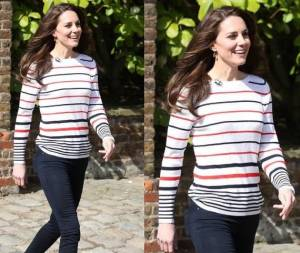Kate Middleton casual: bella anche in look sportivo FOTO