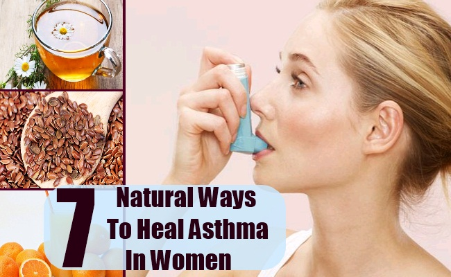 Natural Ways To Treat Asthma During Pregnancy