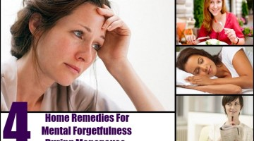 Mental Forgetfulness During Menopause