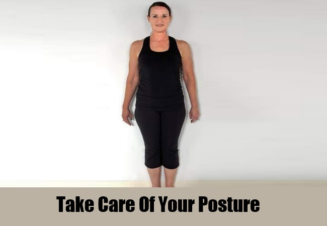 Take Care of your Posture