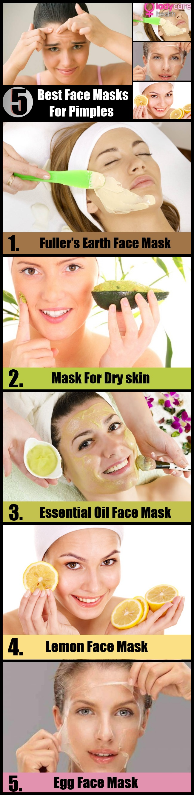 Best Face Masks For Pimples