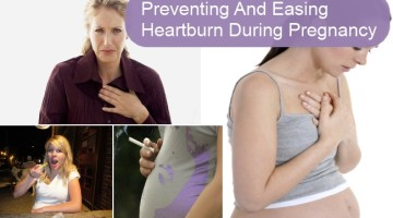 Preventing and Easing Heartburn During Pregnancy