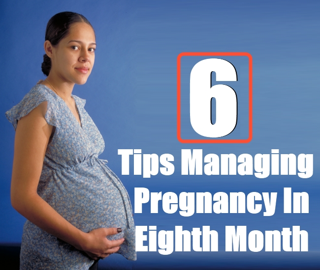 Pregnancy In Eighth Month