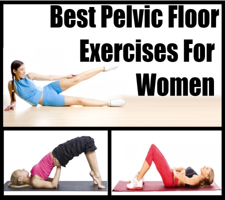Best Pelvic Floor Exercises For Women - Different Pelvic ...