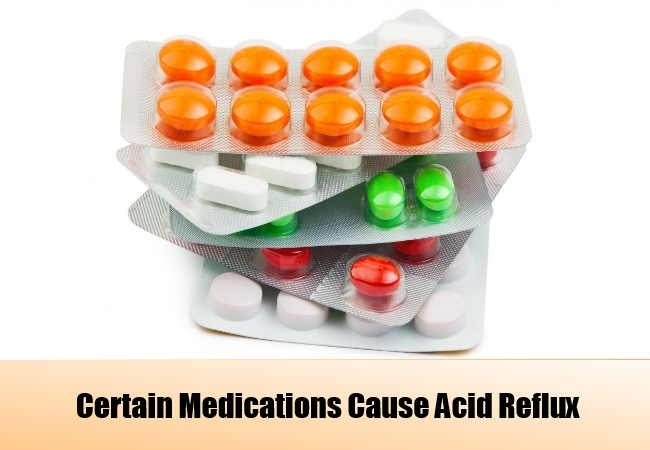 Certain Medications