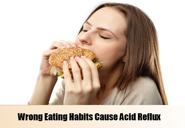 Wrong Eating Habits