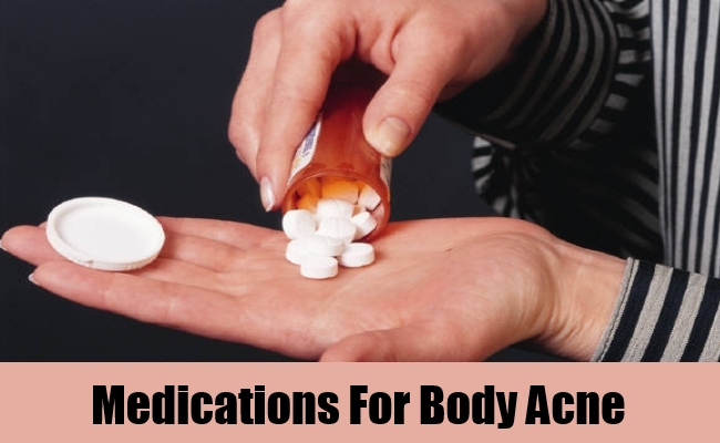 Medications For Body Acne