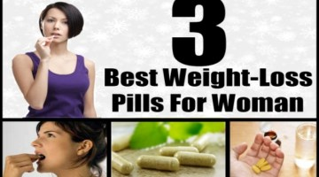 Weight-Loss Pills For Woman