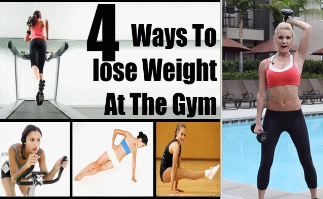 Workout Routines To Lose Weight At The Gym