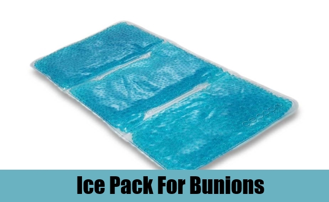 Ice Pack For Bunions