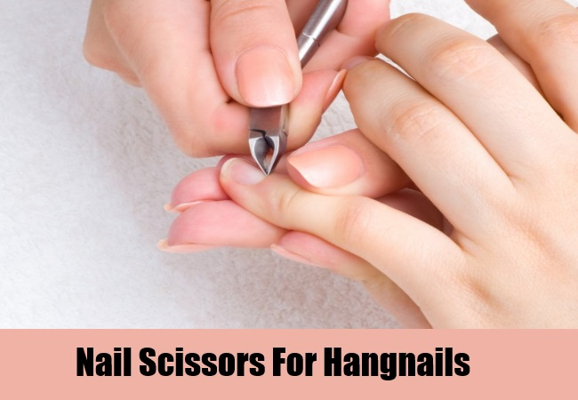 Nail Scissors For Hangnails