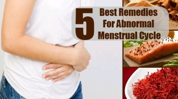 Abnormal Menstrual Cycle