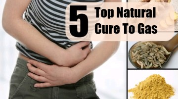 Natural Cures For Gas